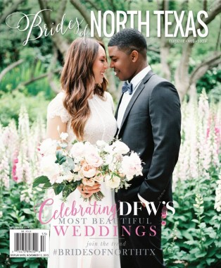 Brides of North Texas featuring DFW Wedding Planner | Tami Winn Events