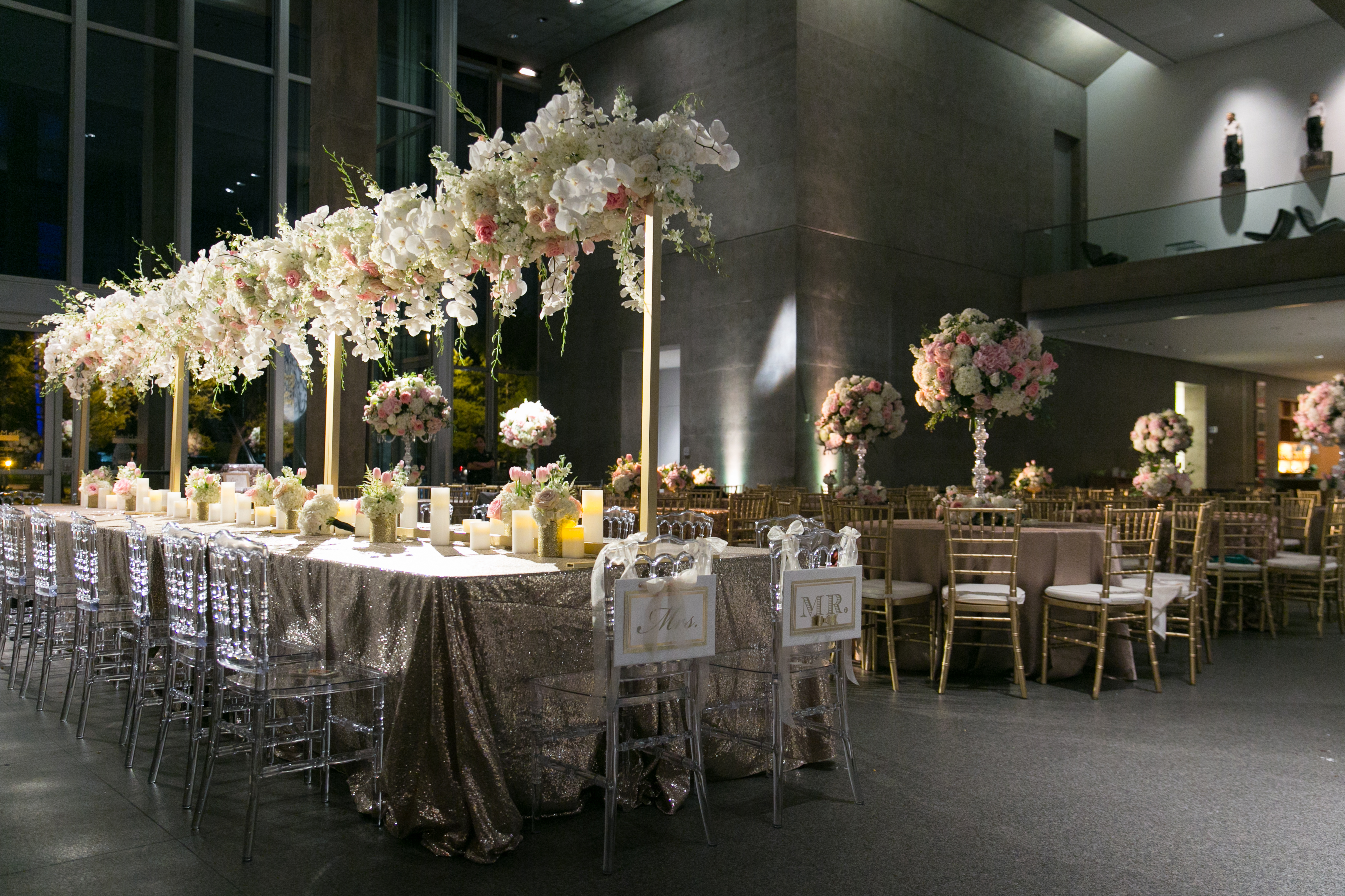 Chelsea Spencer Wedding At Modern Art Museum Of Fort Worth