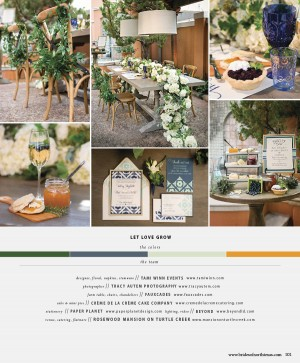 Ft Worth Wedding Design | Tami Winn Events in Brides of North Texas